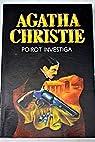 Poirot investiga par Christie