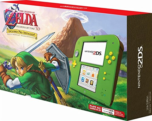 Amazon.com: Nintendo 2DS - Legend of Zelda Ocarina of Time ...