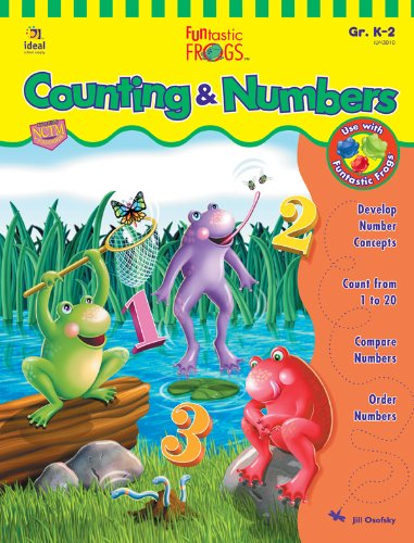 Funtastic Frogs(tm) Counting & ()