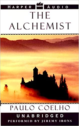 the alchemist audiobook jeremy irons