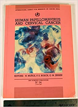 Book Human Papillomavirus and Cervical Cancer (Scientific Publications)