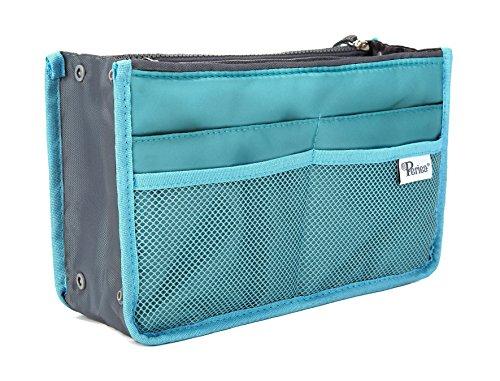 Periea Handbag Organizer - Chelsy (Large, Blue)