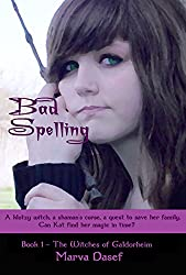 Bad Spelling (The Witches of Galdorheim Book 1)