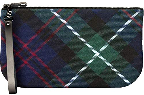 Fit Small Clutch with Bag Heritage to Mini iPad Enough Tartan Leather Large BBrwq5z