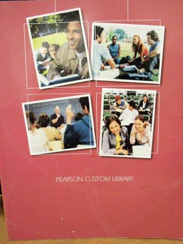 Pearson Custom Education (Pearson Custom Library)