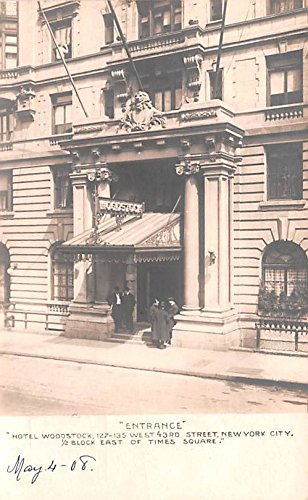 Entrance Hotel Woodstock New York City, New York ()