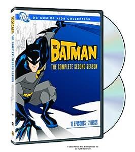 The Batman: Season 2 (DC Comics Kids Collection)