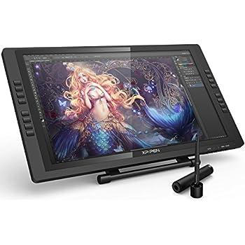 amazon com xp pen artist22e pro drawing pen display graphic monitor