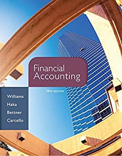 Financial accounting jerry j weygandt paul d kimmel donald e financial accounting 16th edition fandeluxe Gallery