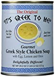 Greek Chicken Soup (Avgolemono) 20.2 oz
