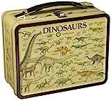 (US) Aquarius Smithsonian Dinosaurs Large Gen 2 Tin Storage Fun Box