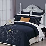 North Home Lark Duvet Cover Set, King by North Home