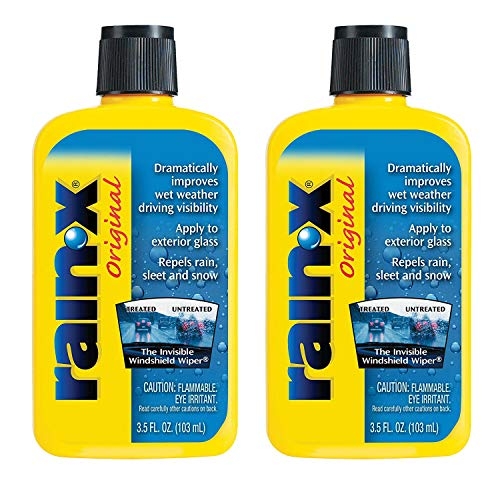 Rain-X Original Windshield Treatment Glass Water Repellent (2)