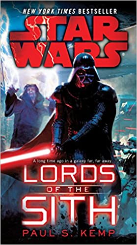 Amazon Com Lords Of The Sith Star Wars 9780345511454 Kemp Paul S Books