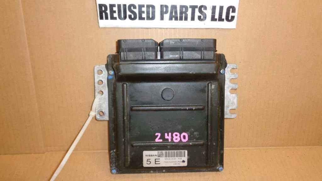 08 TITAN ENGINE ECM ELECTRONIC CONTROL MODULE MEC80450B1