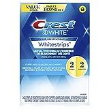Crest 3D White Whitestrips Classic Vivid Kit, 40 Teeth Whitening Strips, 20 Treatments
