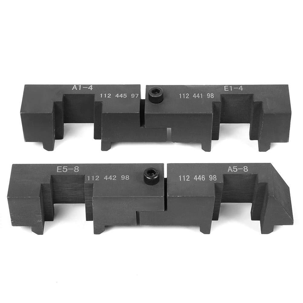 Herramientas de Sincronizaci/ón de Bloqueo para Motor Herramienta de Bloqueo del /Árbol de Levas Tensor de Cadena de Herramienta para Coche M60B30 M60B40 M62B35 M62B44 M62TUB44