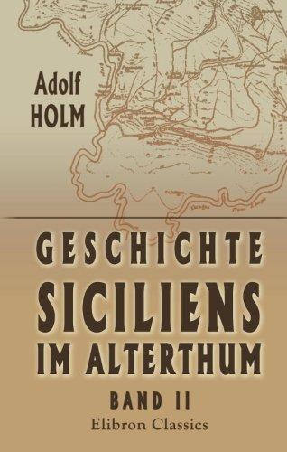 Geschichte Siciliens im Alterthum: Band II (German Edition) pdf