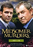 Midsomer Murders: Set 19 (The Made-to-Measure Murders / The Sword of Guillaume / Blood on the Saddle / The Silent Land)