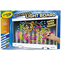 Crayola Ultimate Light Board, Drawing Tablet, Gift for...
