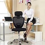 D07 Rocking Office Air Grid Lift Mesh Swivel Chair UK Warehouse