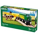 Brio Farm Animal Train