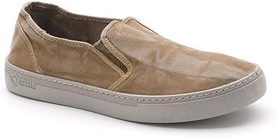 Natural World Eco - 6601E - Natural World Hombre - Zapatos Hombre - 100% EcoFriendly - Calzado Hombre Verano (45, Marron): Amazon.es: Zapatos y complementos