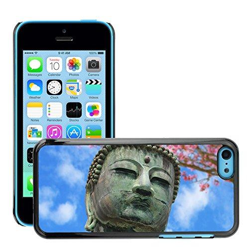 Premio Sottile Slim Cassa Custodia Case Cover Shell // V00001624 big buddha // Apple iPhone 5C