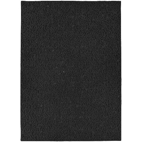Black Rugs: Amazon.com