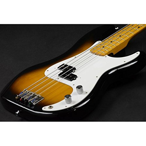 Fender Japan PB57 Precision Bass 2 Color Sunburst (Fender Precision Bass Serial)
