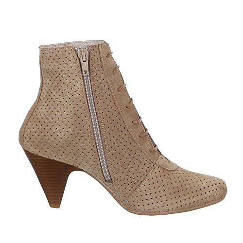 Ital-Design - botas Mujer Marrón - marrón claro