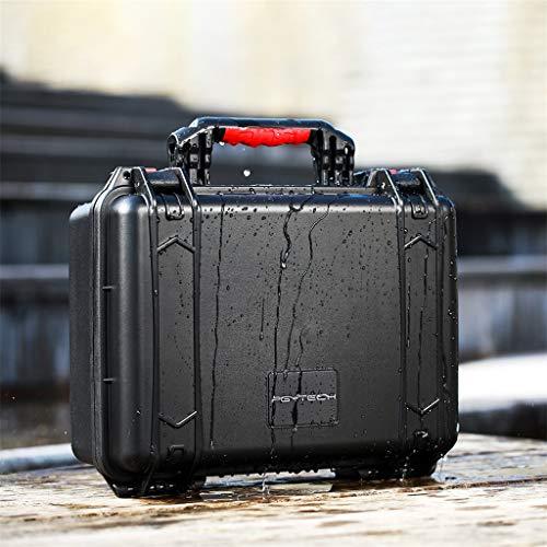 MOZATE PGYTECH Hardshell Shockproof Case Box Suitcase Bag for DJI Mavic 2 &Smart Controller (Black) by MOZATE (Image #9)