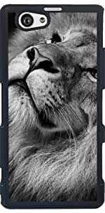Funda para Sony Xperia Z1 Compact - León Peligroso by WonderfulDreamPicture