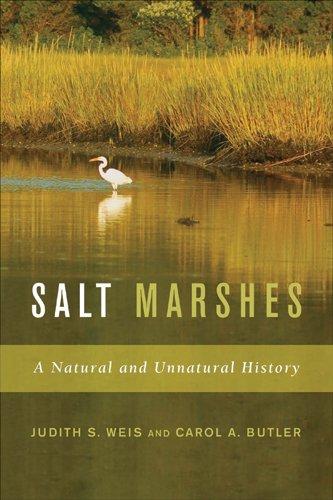 - Salt Marshes: A Natural and Unnatural History