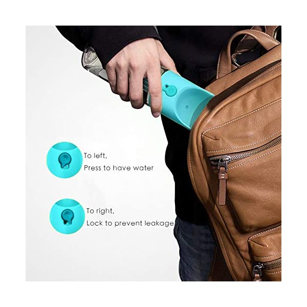 Petkit P008 Reiseflasche EVERSWEET Travel One-Touch
