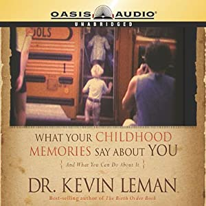 What Your Childhood Memories Say About You Audiobook