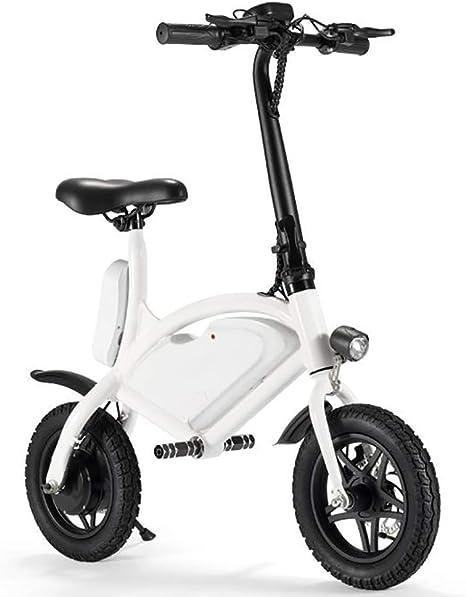 TX Bicicleta eléctrica Plegable Mini Uso de ciclomotor de Litio ...