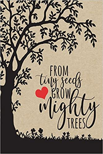Amazoncom From Tiny Seeds Grow Mighty Trees Teacher Bullet Dot