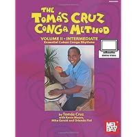 Tomas Cruz Conga Method Volume 2 - Intermediate: