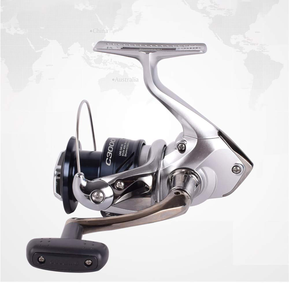 Amazon.com: Sea Fishing Reels 3BB + 1 Spinning Wheel Road Asian ...