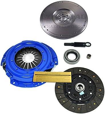 EF etapa 2 Kit de embrague & HD nodular volante para 91 – 98 Nissan 240sx 2.4L KA24DE