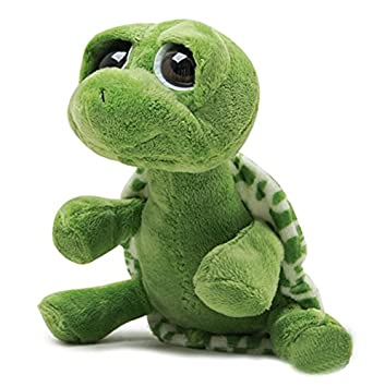 Tickles Green Tortoise Stuffed Soft Plush Toy For Kids 20 Cm