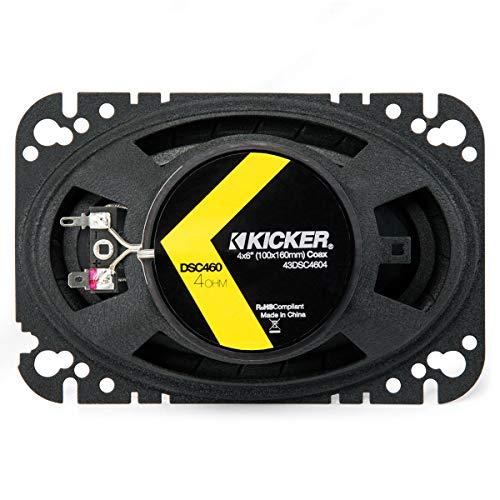 Kicker 43DSC4604 BLACK