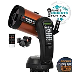 The best telescope is the one used often to enjoy the beauty and intrigue of the night sky. For those searching for telescopes for astronomy beginners that are infused with the latest computer technology, Celestron's NexStar 6SE Schmid...