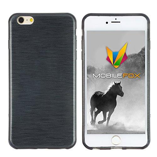 Mobilefox Paul Schutzhülle Soft Case Samsung iPhone 7 Schwarz