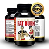 Thermogenic Fat Burner Pills, Advanced Scientifically Formulated Natural Weight Loss Supplement for Men and Women, 30 Capsules For Sale