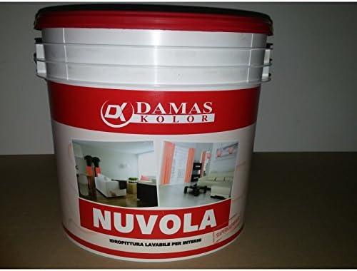 Pittura Lavabile Per Interni Ad Uso Semi Professionale Dotato Di Ottima Copertura E Resa Lt 4 Nessun Colore Amazon It Casa E Cucina