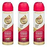 Scott's Liquid Gold Aerosol Wood Cleaner & Preservative, 10 oz (3 pack)