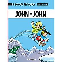 Benoit Brisefer 13 John-John
