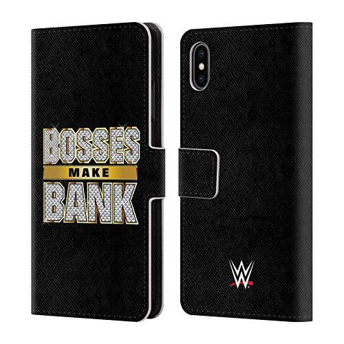 4ce3a1c1a7c Official WWE Sasha Banks Bosses Make Bank 2018 19 Superstars 3 Leather Book  Wallet Case